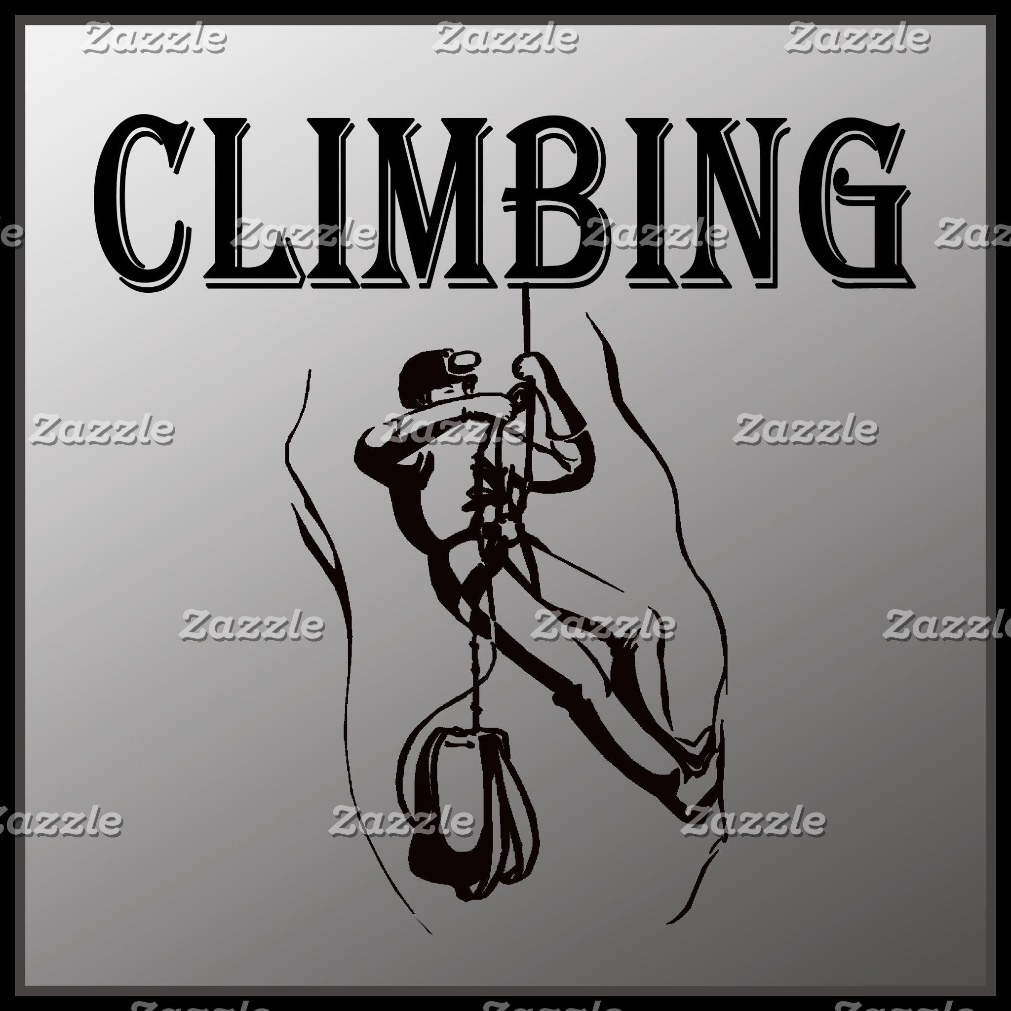 Climbing  Rock