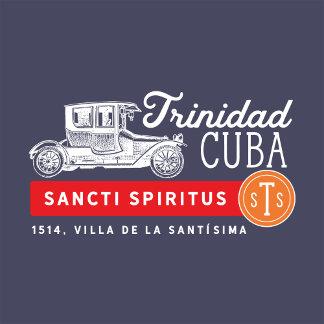 Cuba Trinidad Vintage Car