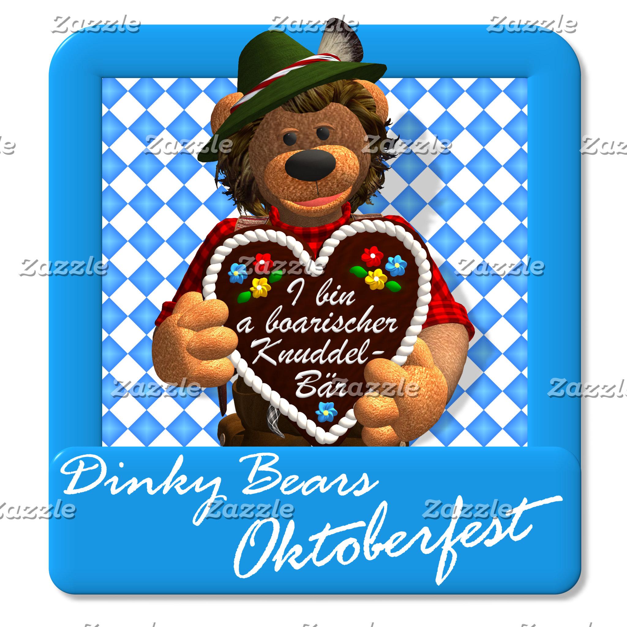 Dinky Bears Oktoberfest