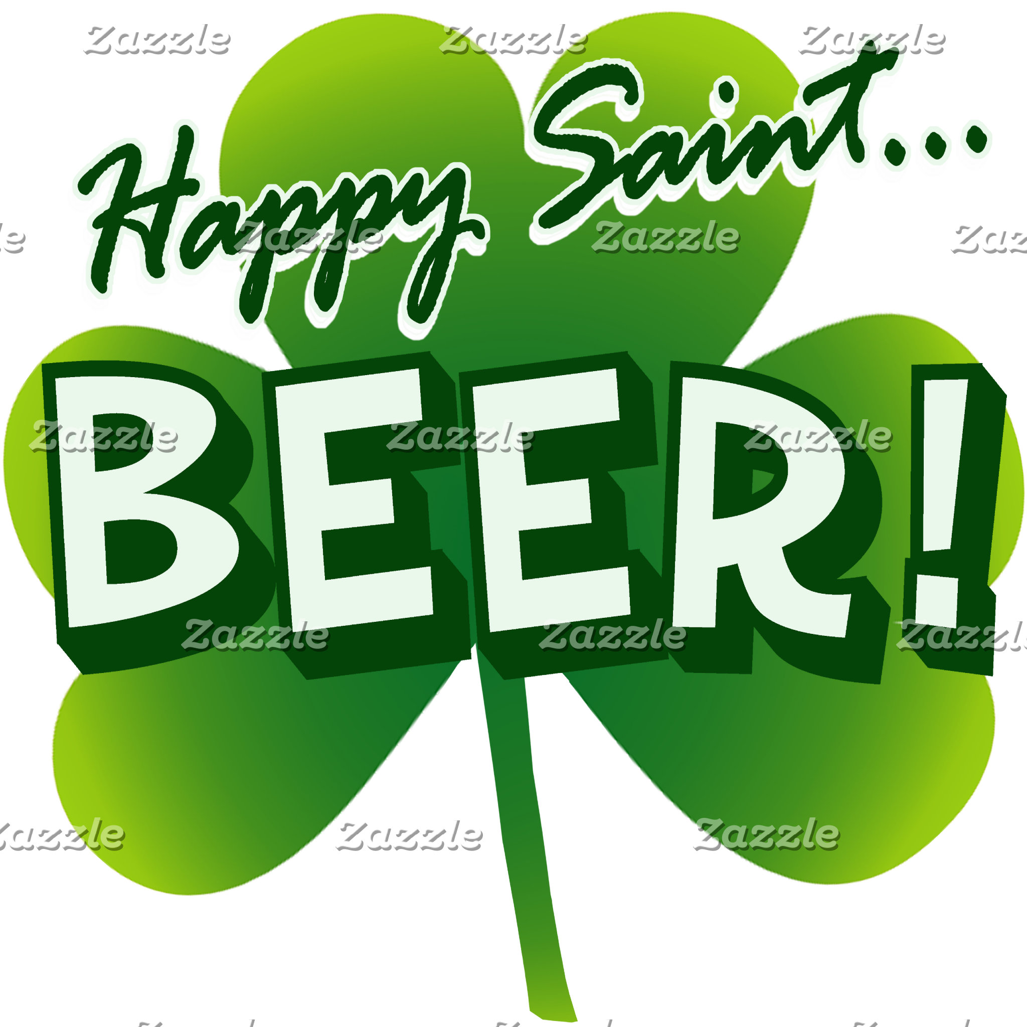 Happy Saint ... BEER!