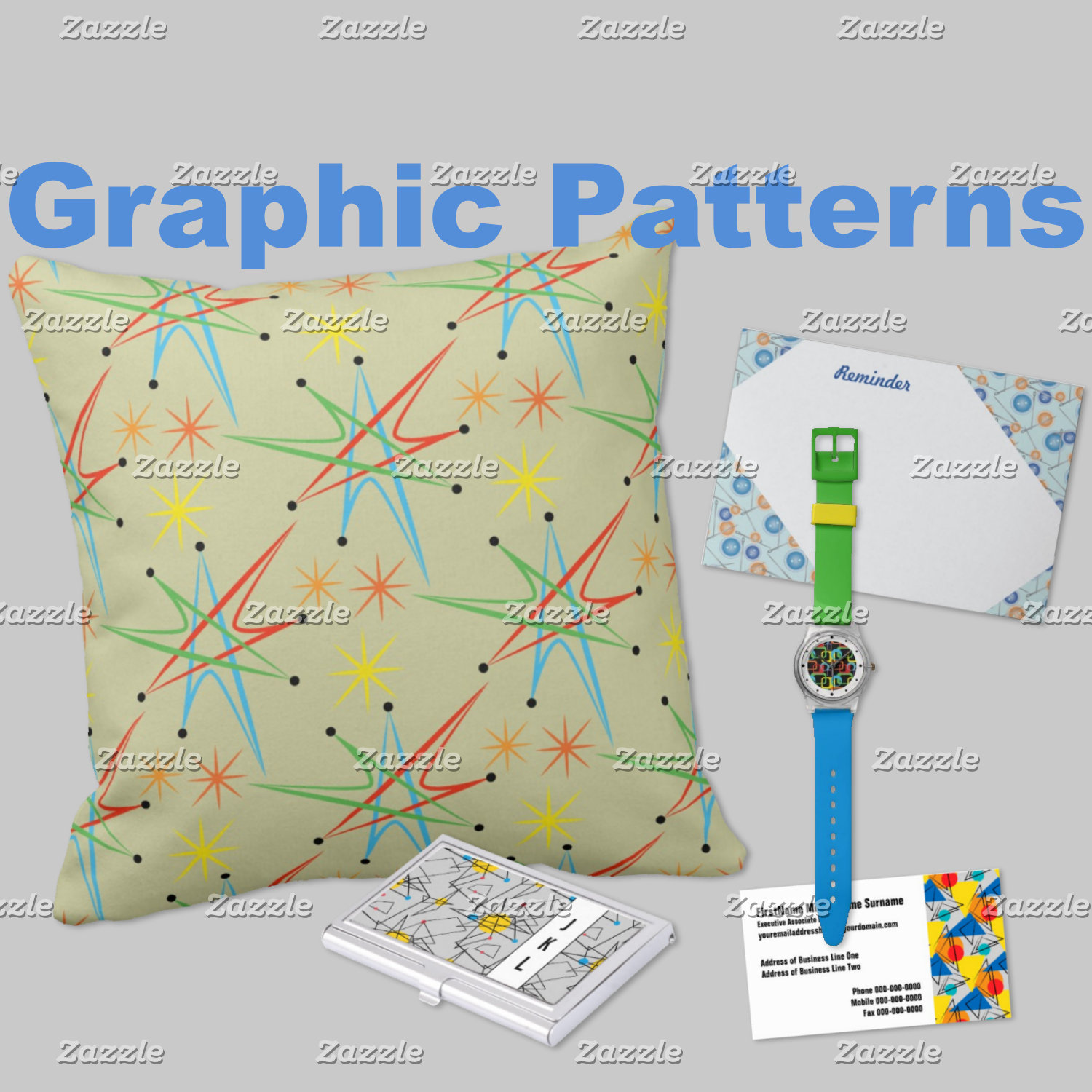 Graphic Patterns