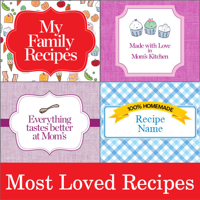 Most Loved Recipes