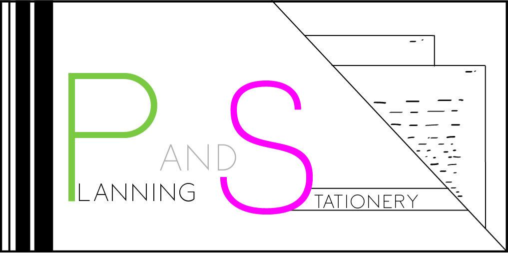 Planning + Stationery