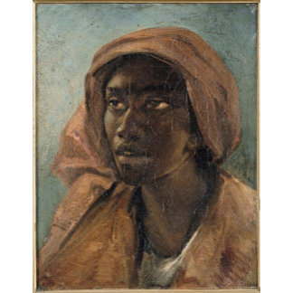A Young Negro Woman