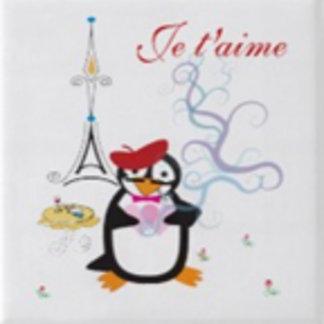 A Penguin in Paris