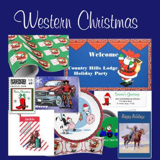 WESTERN CHRISTMAS