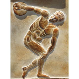 Ancient Greek Discus Thrower