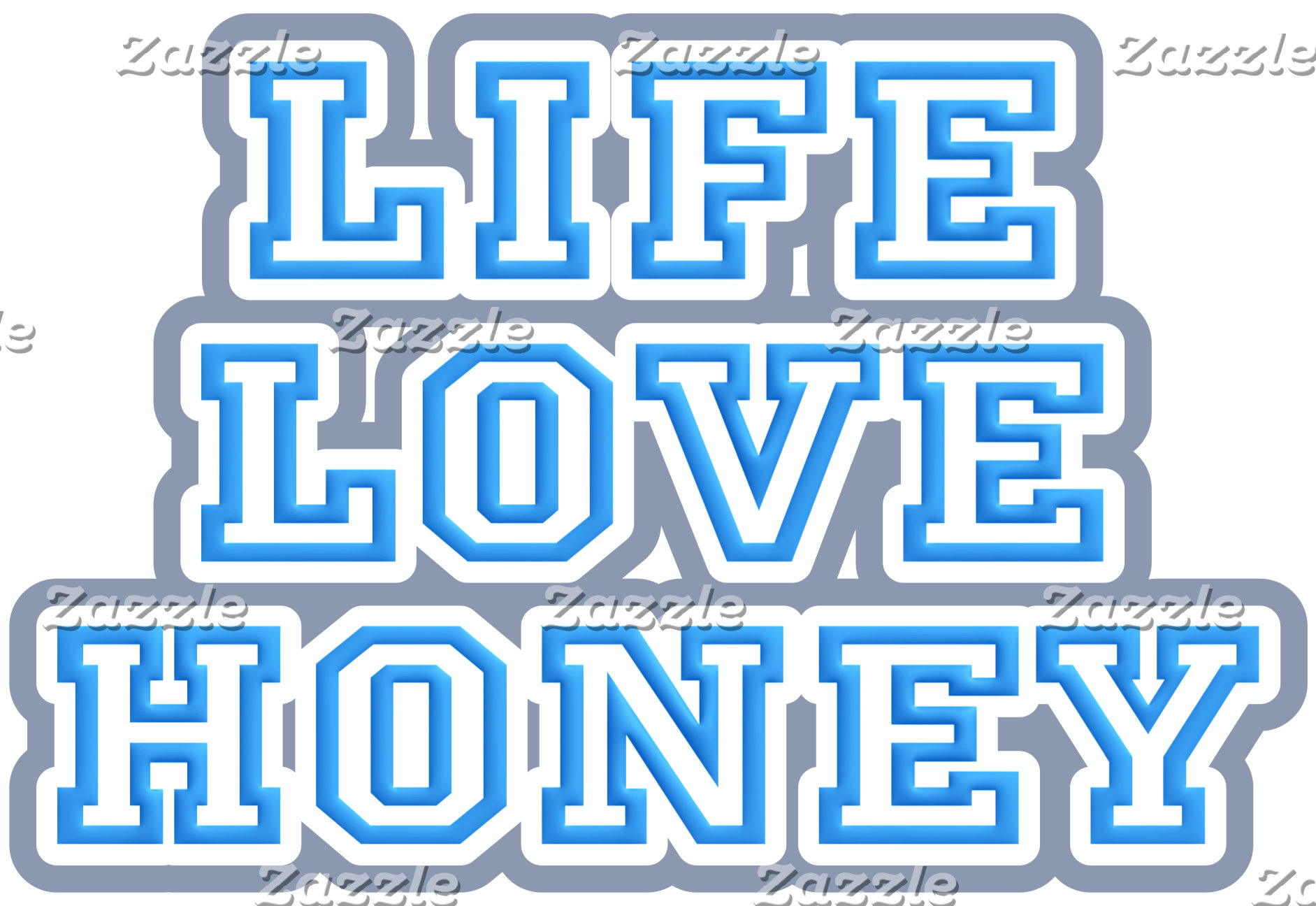 Life Love Honey