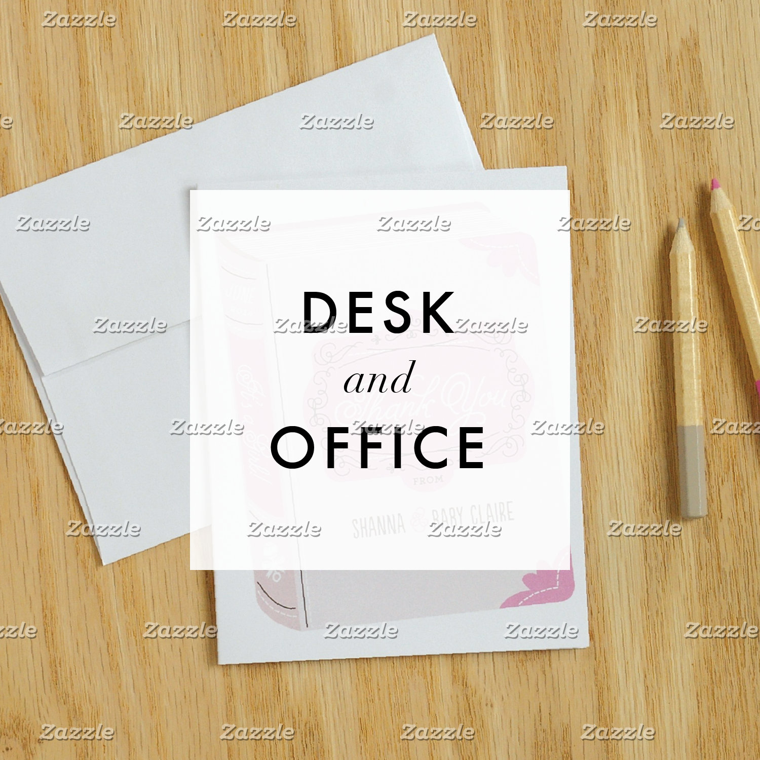 Desk and Office