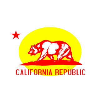 CALIFORNIA-THE GOLDEN STATE