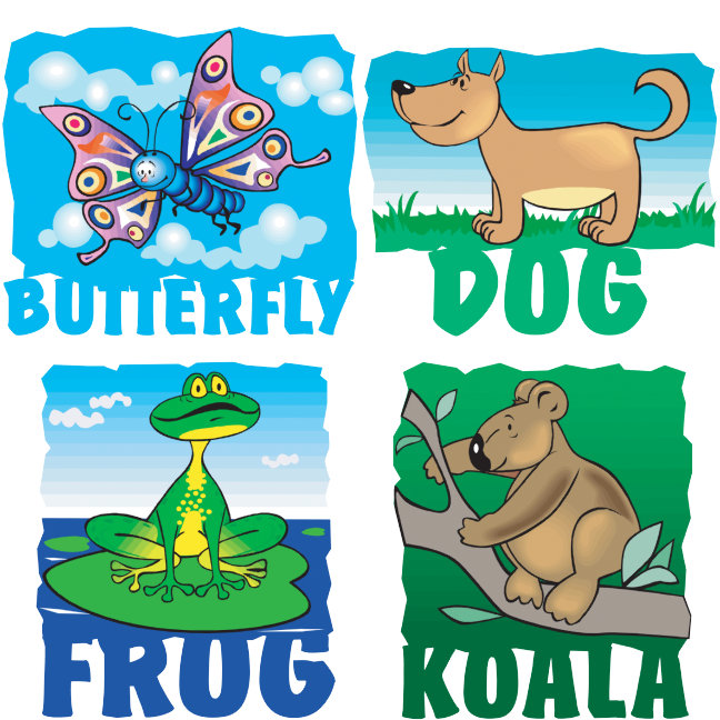 Kid Friendly Animals