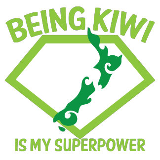 Being KIWI is my Superpower!