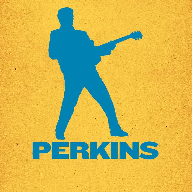 Million Dollar Quartet Perkins