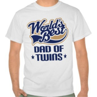 Dad Of Twins