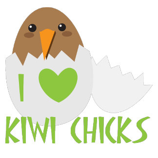 I love KIWI CHICKS