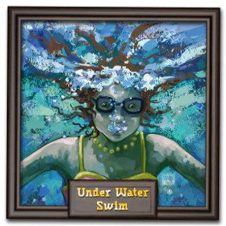 Under Water Swim