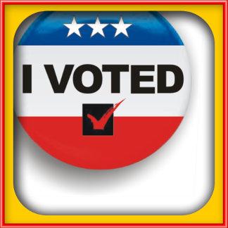 I Voted • Election 2016