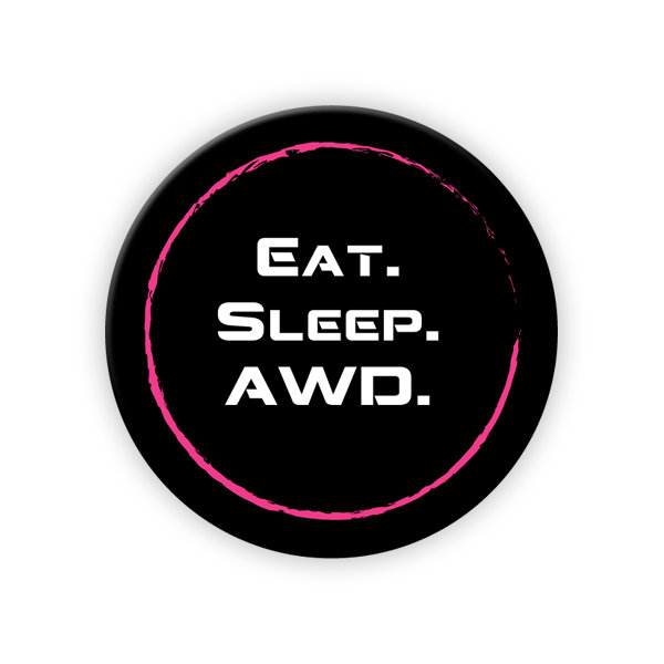 Eat. Sleep. AWD.