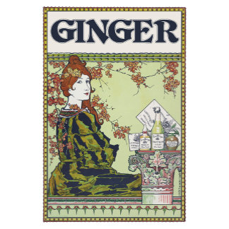 Ginger in vintage
