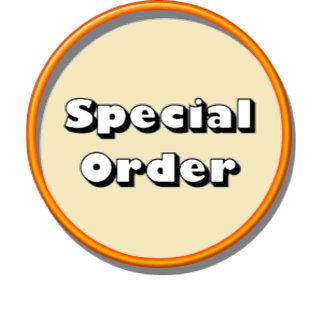 Special Orders/Templates for your organization