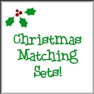 Christmas Matching Sets