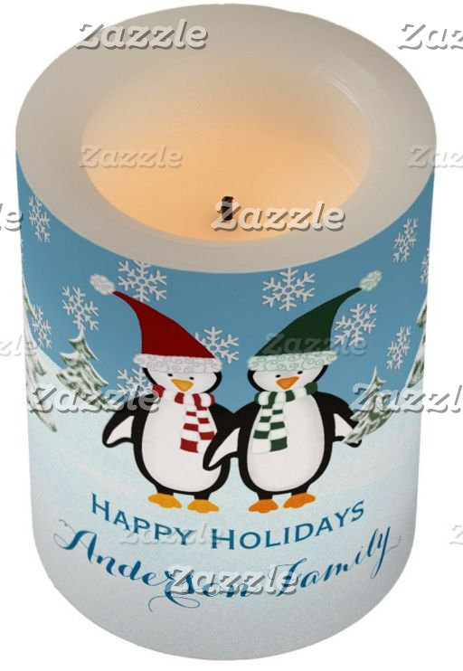 Christmas LED Candles