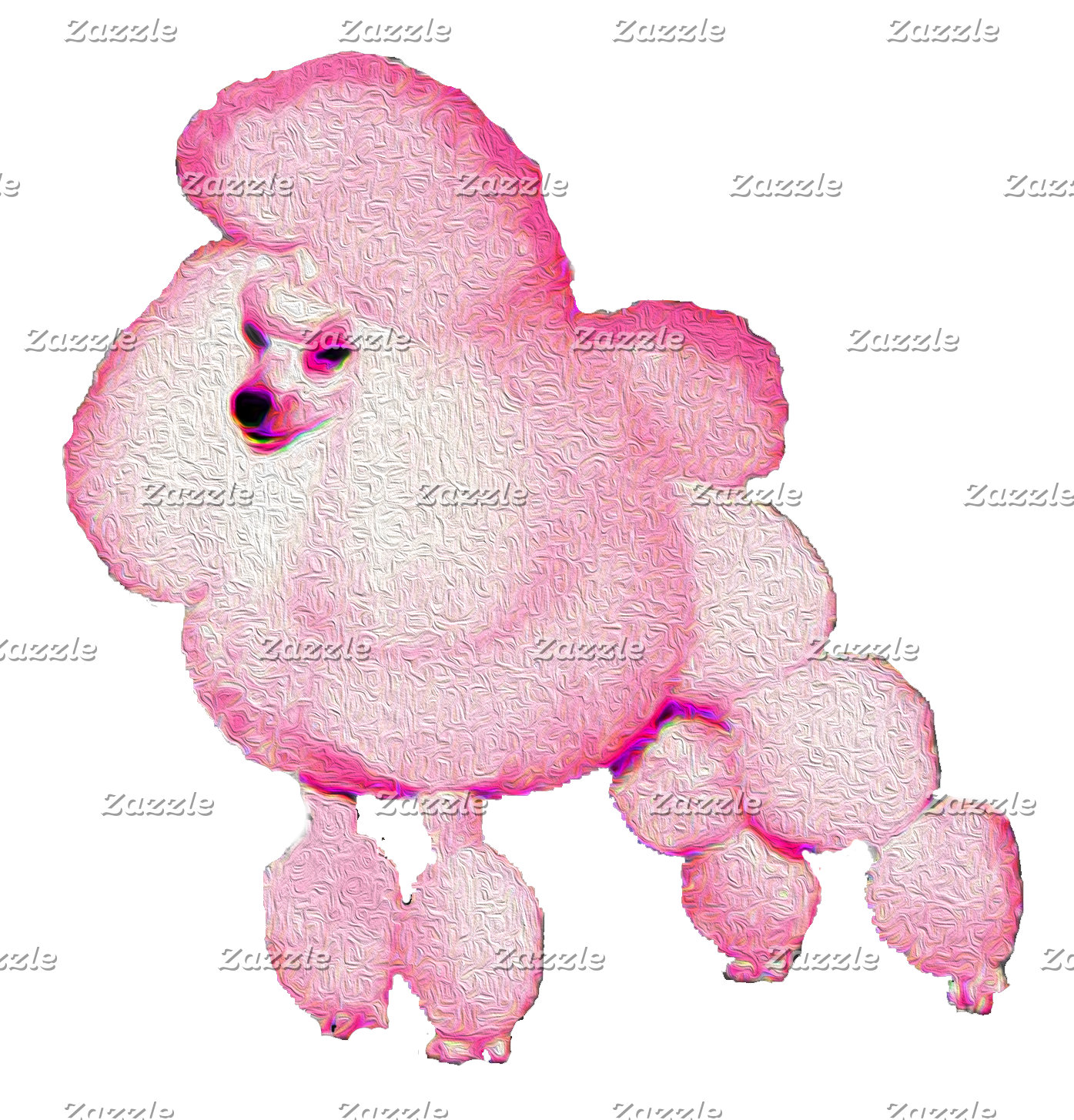 Retro Poodle Designs