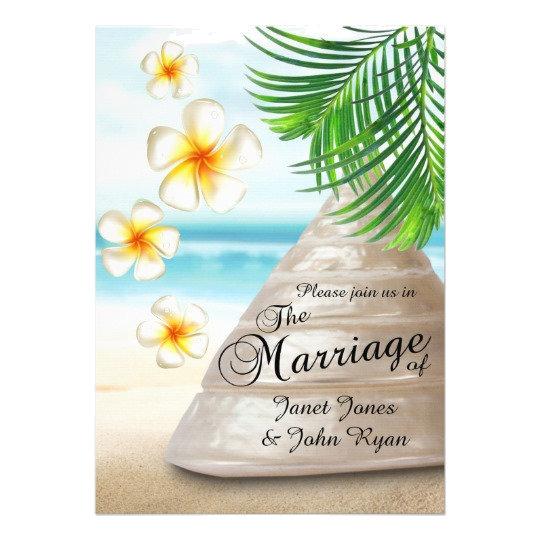 BEACH TIME WEDDING