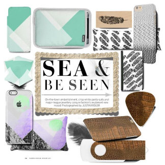 # Tribe and Sea Collection