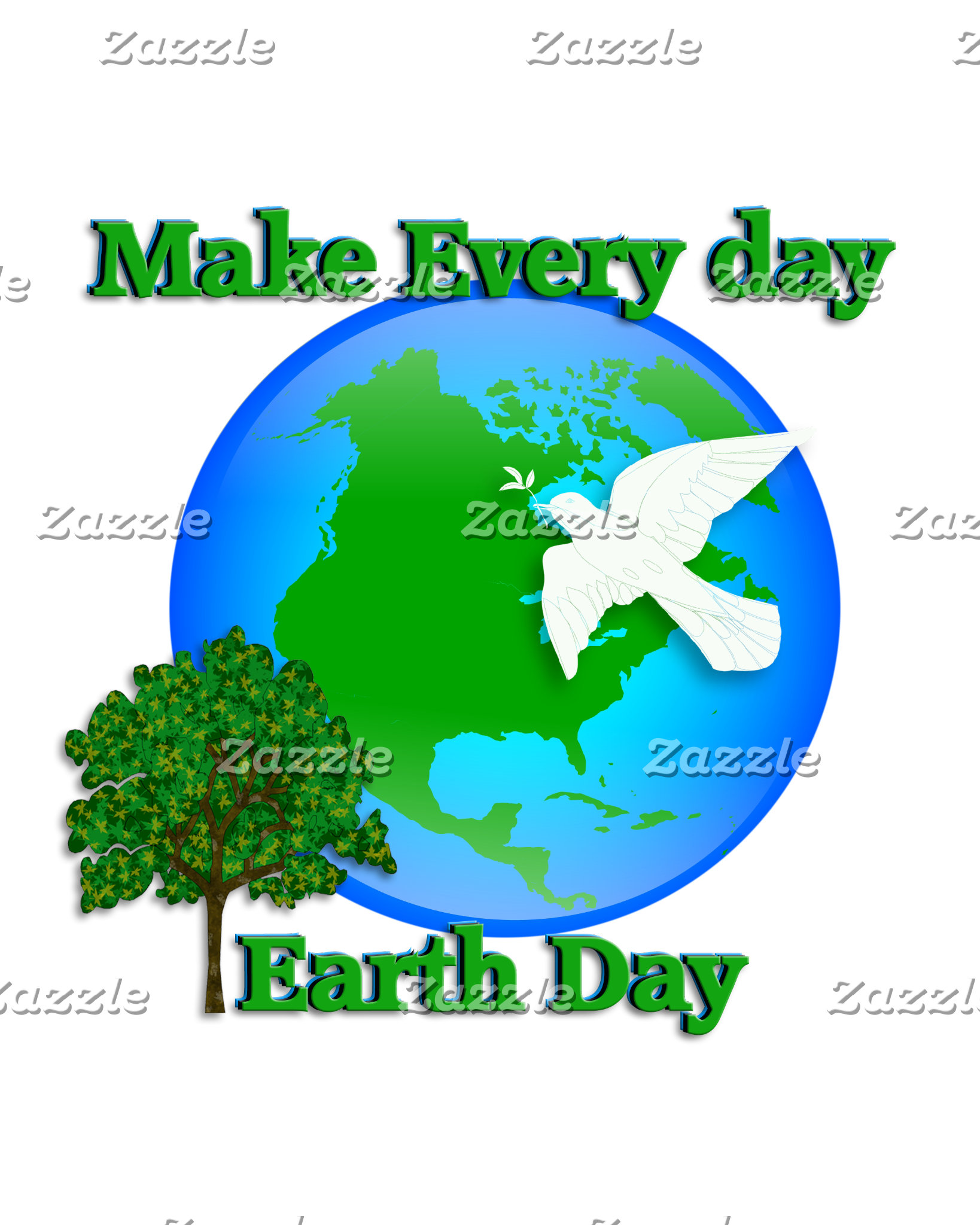 Earth Day and environmental designs