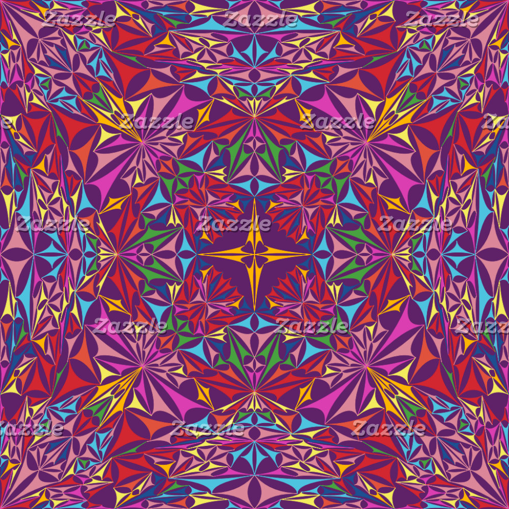 Kaleidoscope Patterns