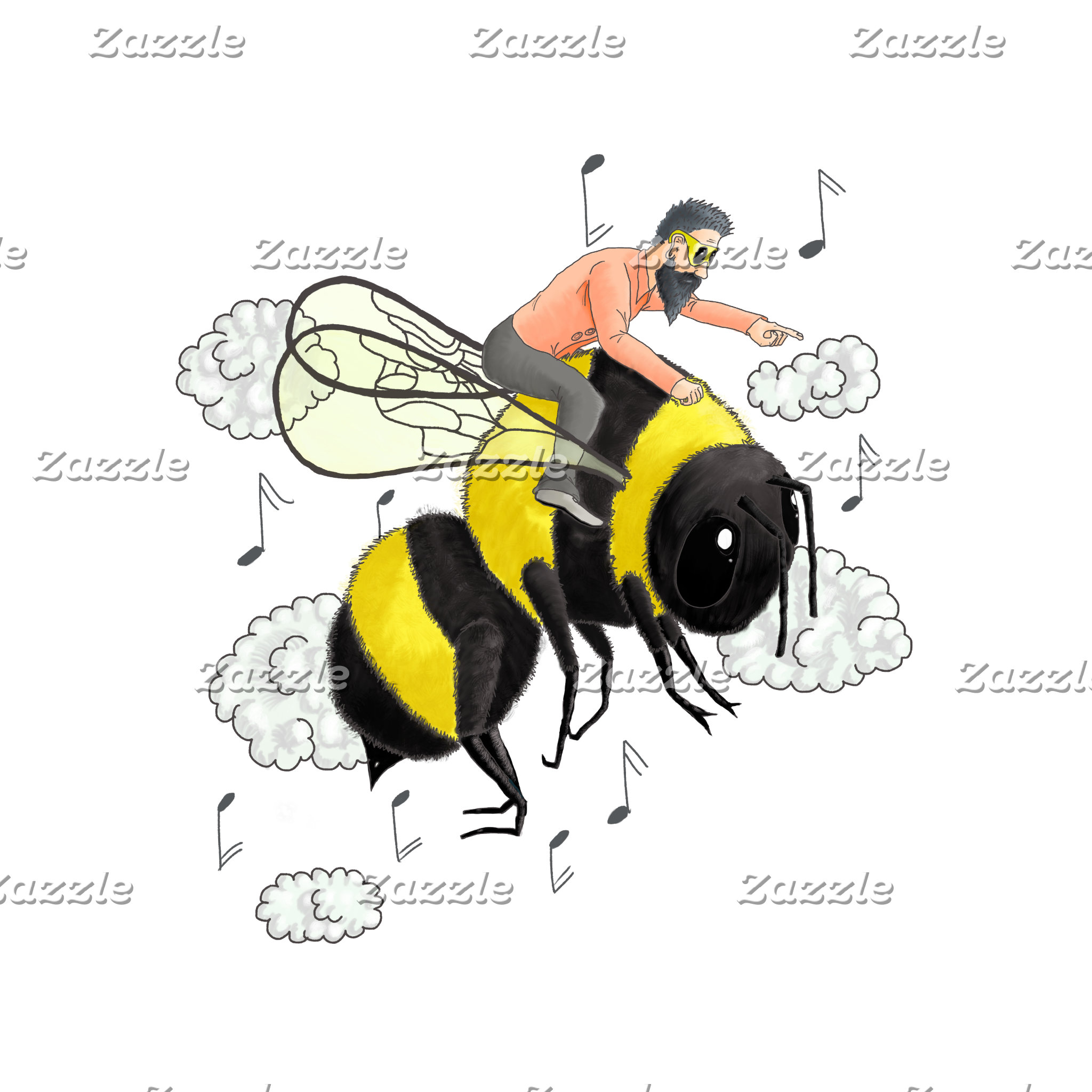 Flight of the Bumblebee by Nicolai Rimsky-Korsakov