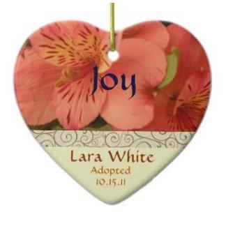 Ceramic Adoption Announcement - GIRLS