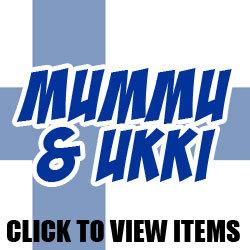 Mummu and Ukki Finnish Grandparents