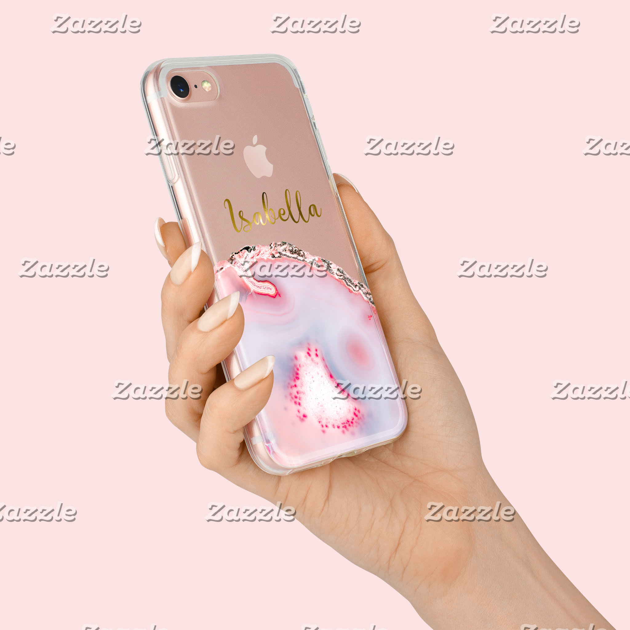 PERSONALIZED EDITABLE PHONE CASES