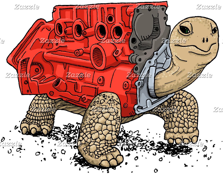 Turtle Engine