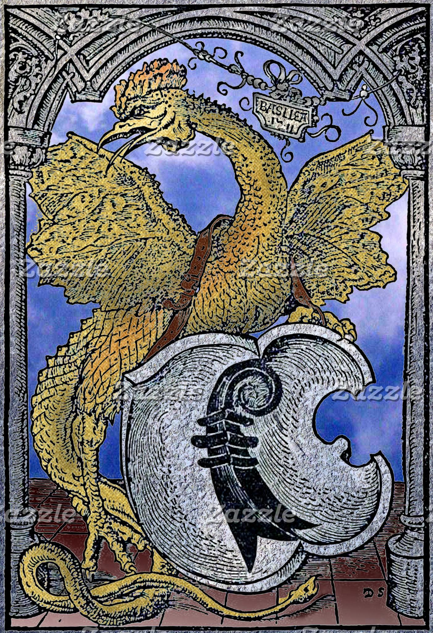 Basilisk Dragon