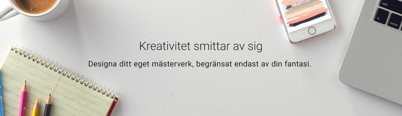Kreativitet smittar av sig