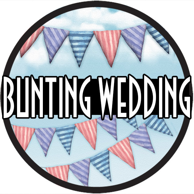 Bunting Wedding