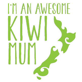 I'm an awesome KIWI mum