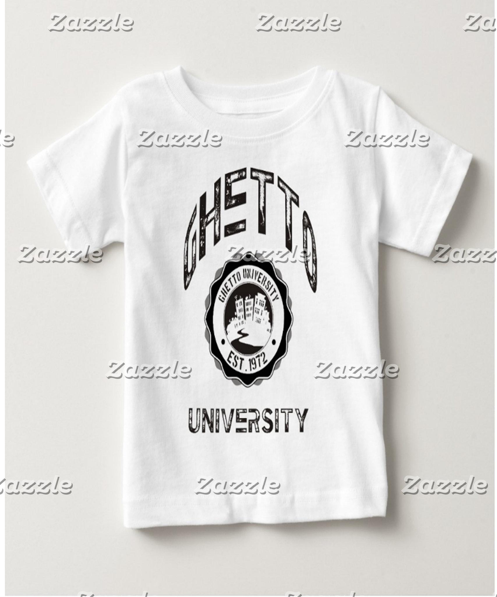 Ghetto University Logo