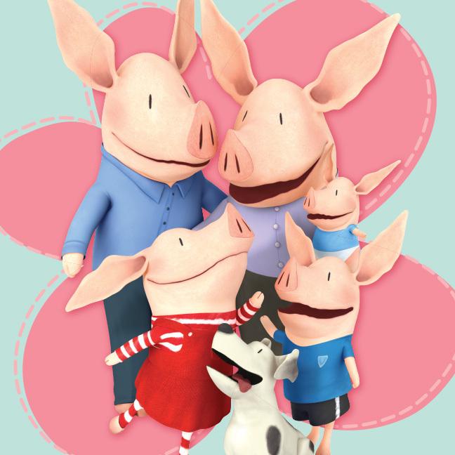 Olivia the Pig