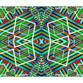 Geometric Motifs Printed Products