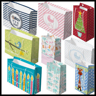 * GIFT BAGS