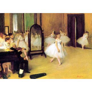 Edgar Degas | The Dancing Class