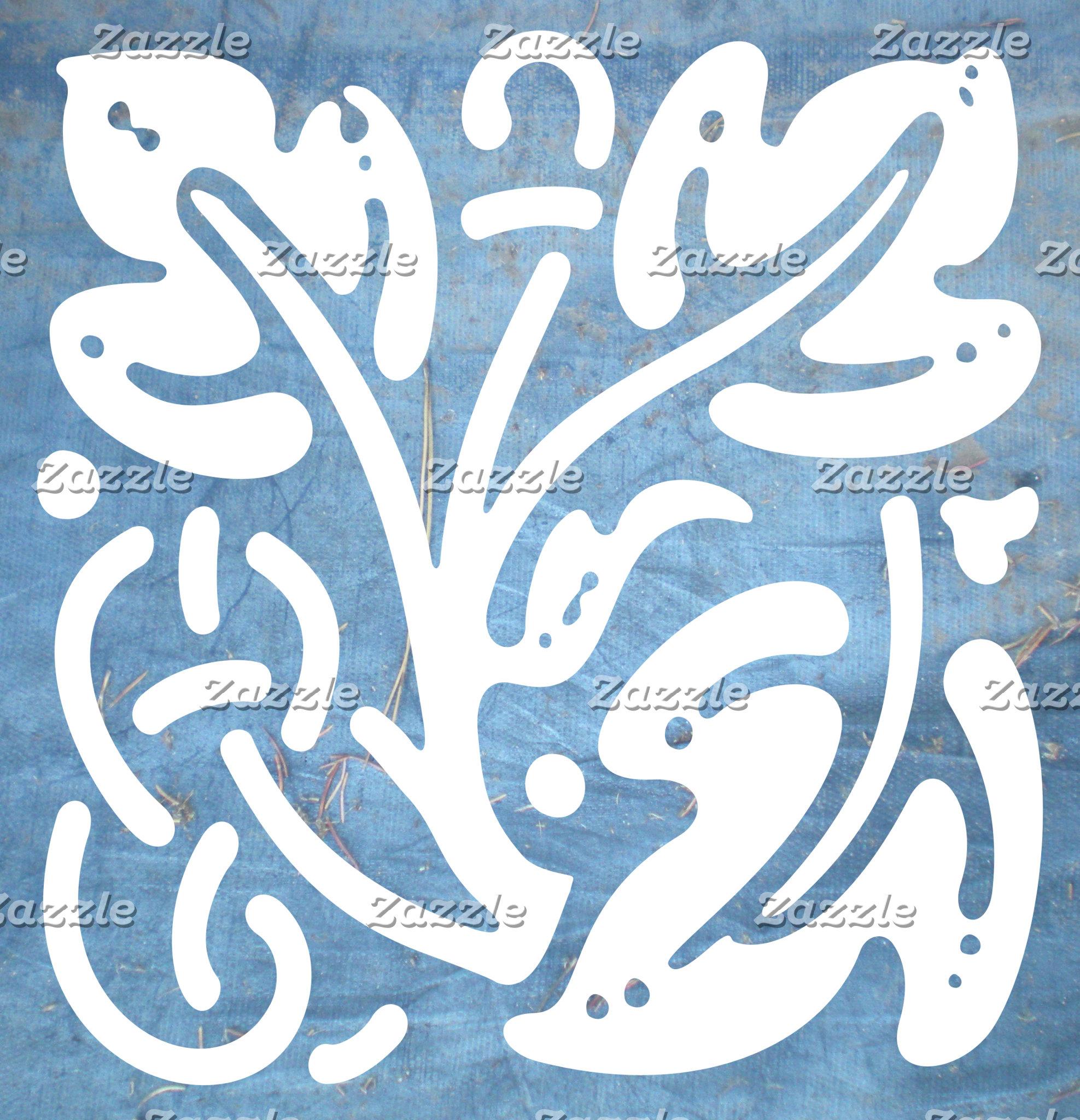 Celtic Knot & Leaf