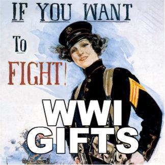 World War One ~ Gifts