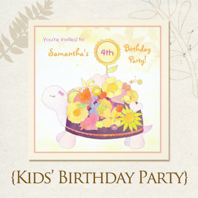 Kids' Birthday Party