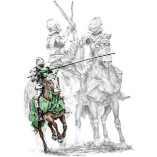Medieval Knight Art