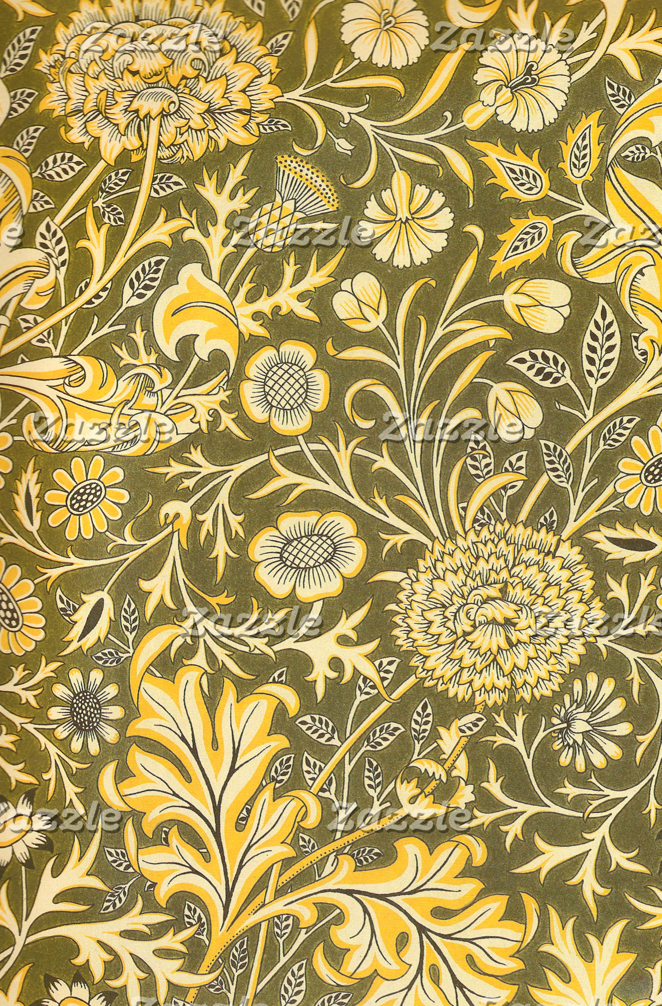 William Morris The Cherwell Design